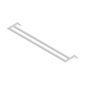 Towel Bar Double - Commercial Modern