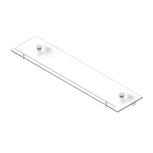 Glass Shelf (Hotel Contemporary) - Bathroom Accessories