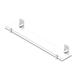 Glass Shelf (Hotel Modern) - Bathroom Accessories