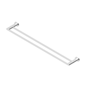 Towel Bar Double - Residential Modern